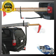 Pick Up Extension Rack Truck Hitch Mounted Load Extender - Roof or Truck Bed