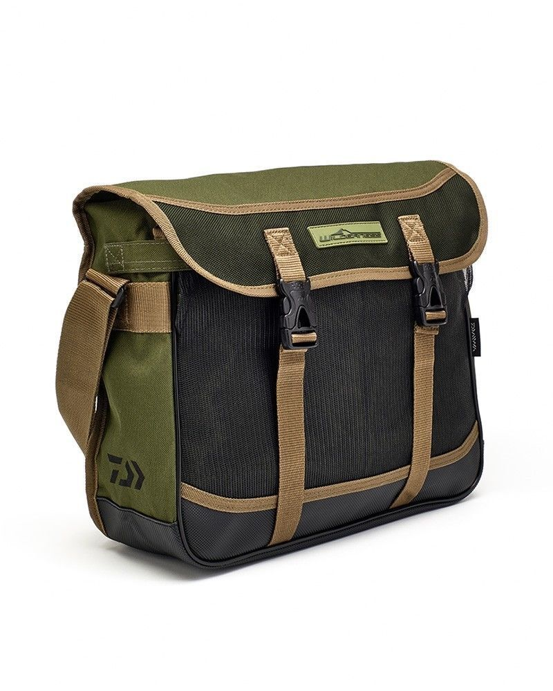 Daiwa Wilderness Game Bag  Full Range Available Game Fly Fishing Model No. 1-5  wholesale cheap