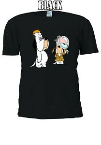 DROOPY-Drippy-dripple-antropomorfi-Cane-Cartoon-Uomini-Donne-Unisex-T-shirt-833