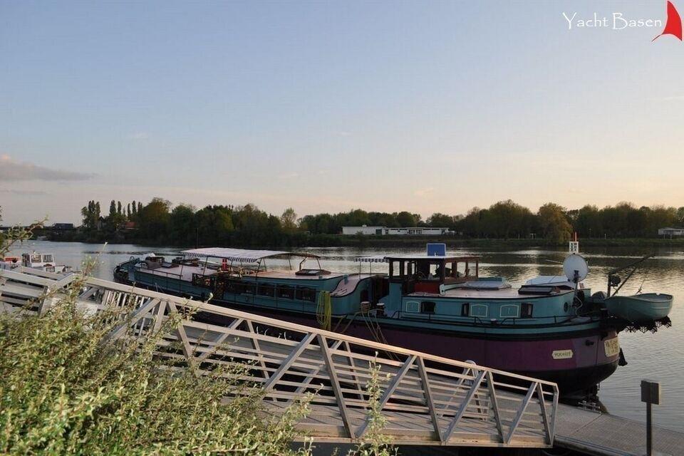 Husbåd - Flodpram, Motorbåd, fod 98