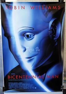 HS Bicentennial Man Original Movie Poster 1999 - Robin ...
