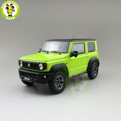 LCD 1//64 Scale Suzuki Jimny SUV Green Diecast Model Car Toy Collection Gift
