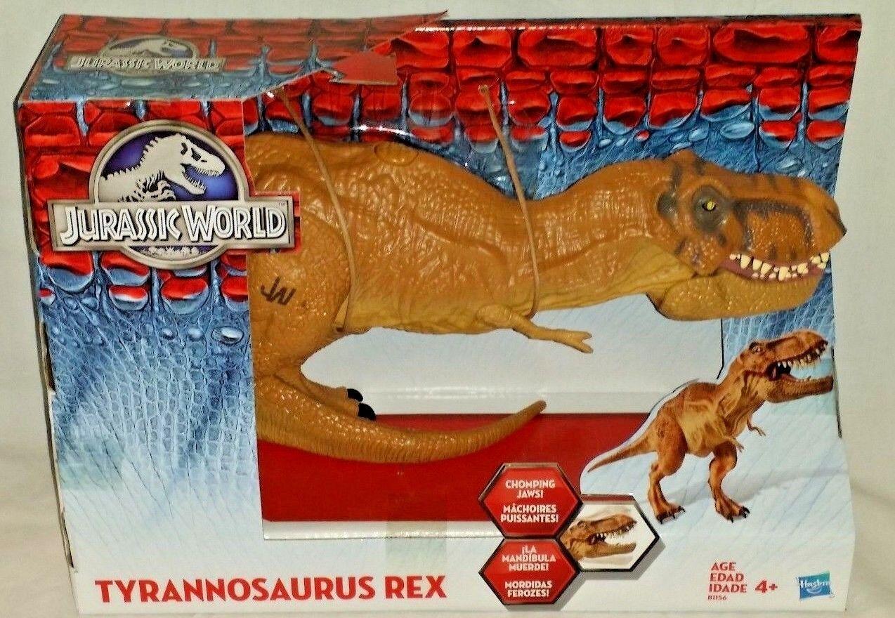 Versiegelt hasbro tyrannosaurus rex dinosaurier jurassic park film schmatzen der welt