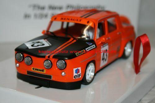 BRM081 R8 Gordini - Nr. 43 Orange