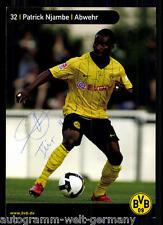 Patrick Njambe Bor. Dortmund 2008-09 MEGA RAR !!!  + A 69127
