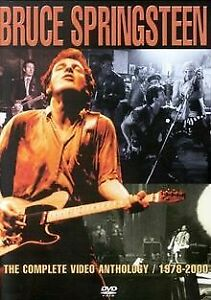Bruce-Springsteen-The-Complete-Video-Anthology-DVD-Zustand-akzeptabel