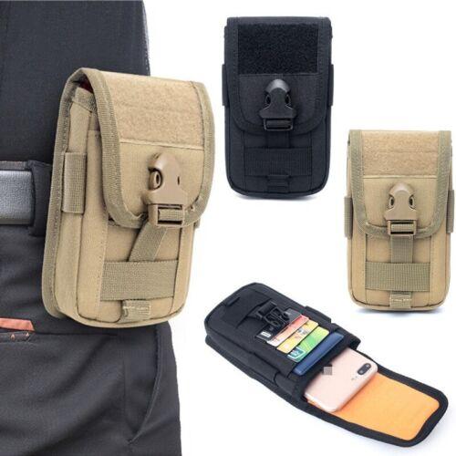 Tactical Molle Pouch Men/'s Thigh Drop Leg Waist Belt Bags Military Fanny Pack