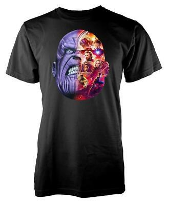 Accurato Meraviglioso Thanos Avengers Mash Up Kids T Shirt-