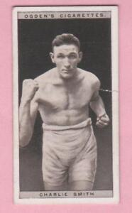TED MOORE BOXING OGDENS-PUGILISTS IN ACTION-#30
