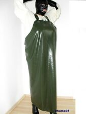 110 cm lange Gummischürze,Latexschürze,Latexapron,Arbeitsschürze,RubberTabliers,