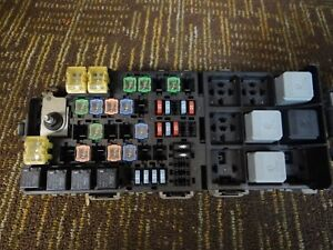 06 07 08 09 2006 2007 2008 2009 Ford Fusion Fuse Box Relay ...