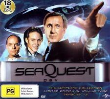 SEAQUEST DSV - THE COMPLETE SERIES 1 2 & 3 COLLECTION BOX -  DVD - UK Compatible