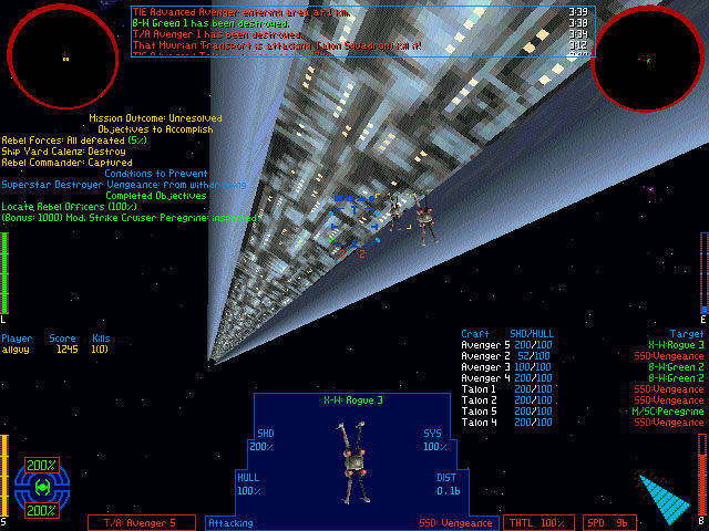 STAR WARS X-WING VS TIE FIGHTER + BALANCE OF - Avis StarWars