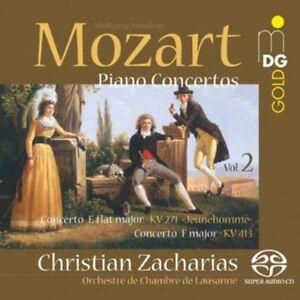 Mozart-Piano-Concertos-Vol-2-Zacharias-Lausanne-Ch-2013-SACD-NEUF