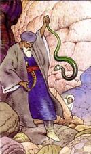 THE ILLUSTRATED ALCHEMIST ~ PAUL COELHO ~ ART BY MOEBIUS!!