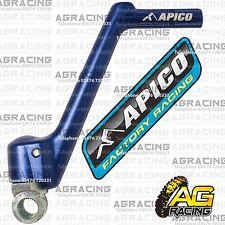 Apico Blue Kick Start Lever Pedal For Yamaha YZ 125 2001 Motocross Enduro  New