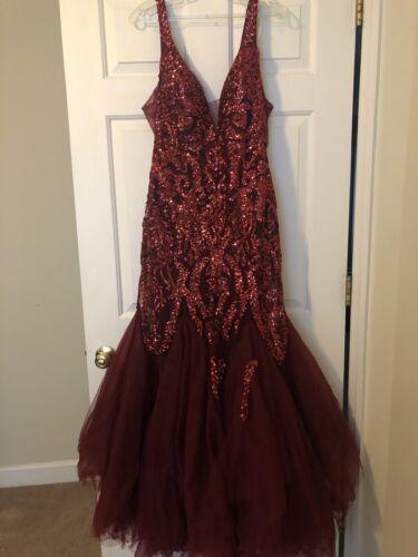 formal dresses plus size 16