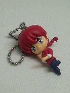Lieben Sie 1/2 Rumiko Figur Schlüsselanhänger Armband Charm Anime Kawaii Japan RARE C