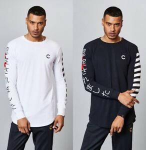 124e11970 Details about MEN'S CERTIFIED OZU LONG SLEEVED T-SHIRT - SIZE MEDIUM -  BLACK OR WHITE **NEW**
