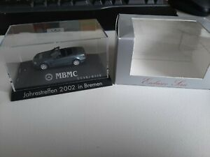 Herpa-1-87-Mercedes-Benz-SL-Klasse-R230-Jahresmodell-2002-MBMC