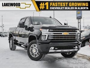 2021 Chevrolet Silverado 3500 High Country DEMO