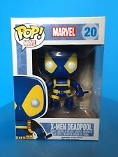 "X-MEN DEADPOOL Pop Marvel 4/"" inch Vinyl Bobble Head Figure #20 2014"