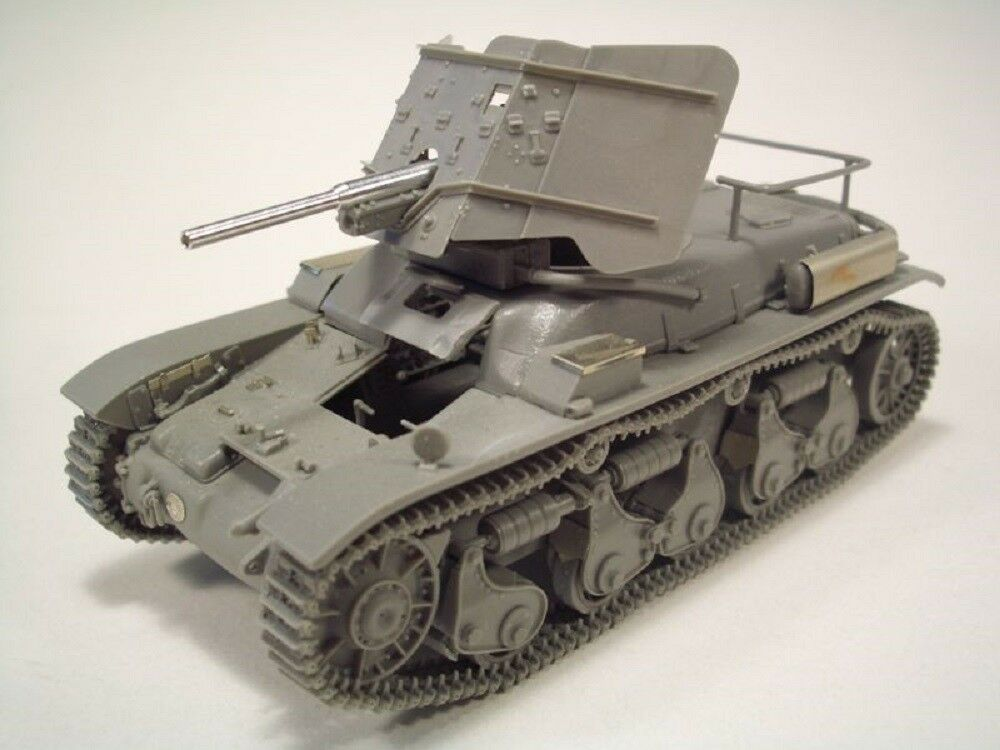 Brach  Model Panzer Kpfw 35r 3,7 cm PAK 35 36 Scale 1 35 cod.bm096  magasin en ligne de sortie