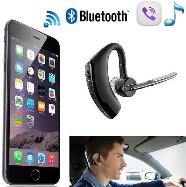 Hot Headset Handsfree Wireless Stereo for iPhone Bluetooth 4.0 Headphone Samsung