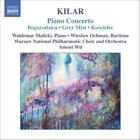 Klavierkonzert/Bogurodzica/+ von Malicki,Wit,Ochman,Warschau NP (2006)
