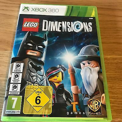 LEGO Dimensions Xbox 360 | Game Only PAL | NO Portal Or Figures