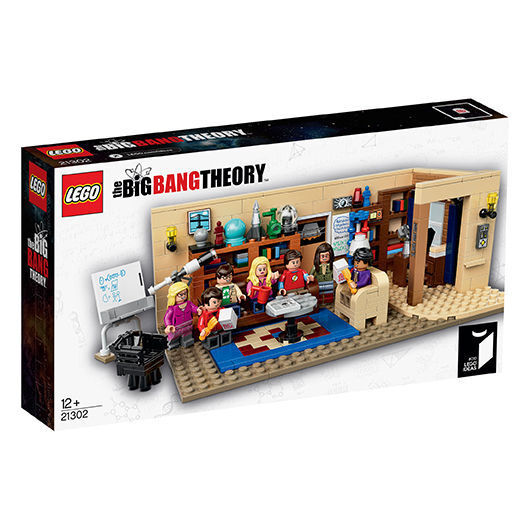LEGO® 21302 Ideas The Big Bang Theory Neu Ovp New Original