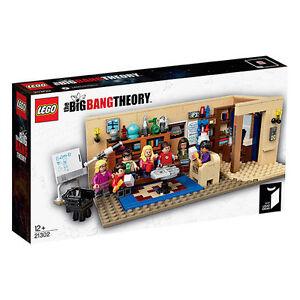 LEGO ® Big Bang minifigur Sheldon Cooper de Set Ideas 21302 nouveau