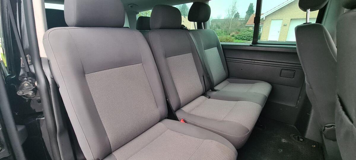VW Caravelle TDi 140 Comfortline DSG lang