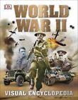 World War II Visual Encyclopedia by DK (Hardback, 2015)