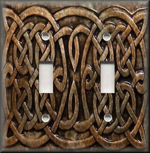 Light Switch Plate Cover Home Decor Celtic Knot