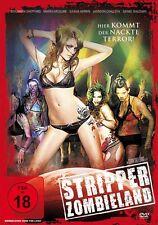 Stripper Zombieland ( Horrorfilm UNCUT ) mit Lloyd Kaufman, Daniel Baldwin NEU