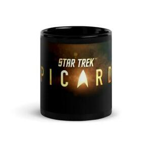 Star-Trek-Picard-11oz-Mug-Cup-Patrick-Stewart-Collectible-Brand-New-Collectible