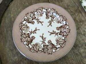 Spode-Williams-Sonoma-Westbourne-Salad-Dessert-Plate-Made-England-MINT