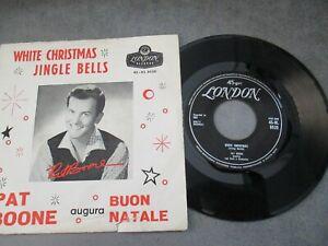 PAT BOONE - WHITE CHRISTMAS/JINGLE BELLS - LONDON 1962