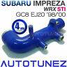 Silicone Induction Pipe For Subaru WRX STI GC8 EJ20 Intake 4-Ply 1998-2000 OZ