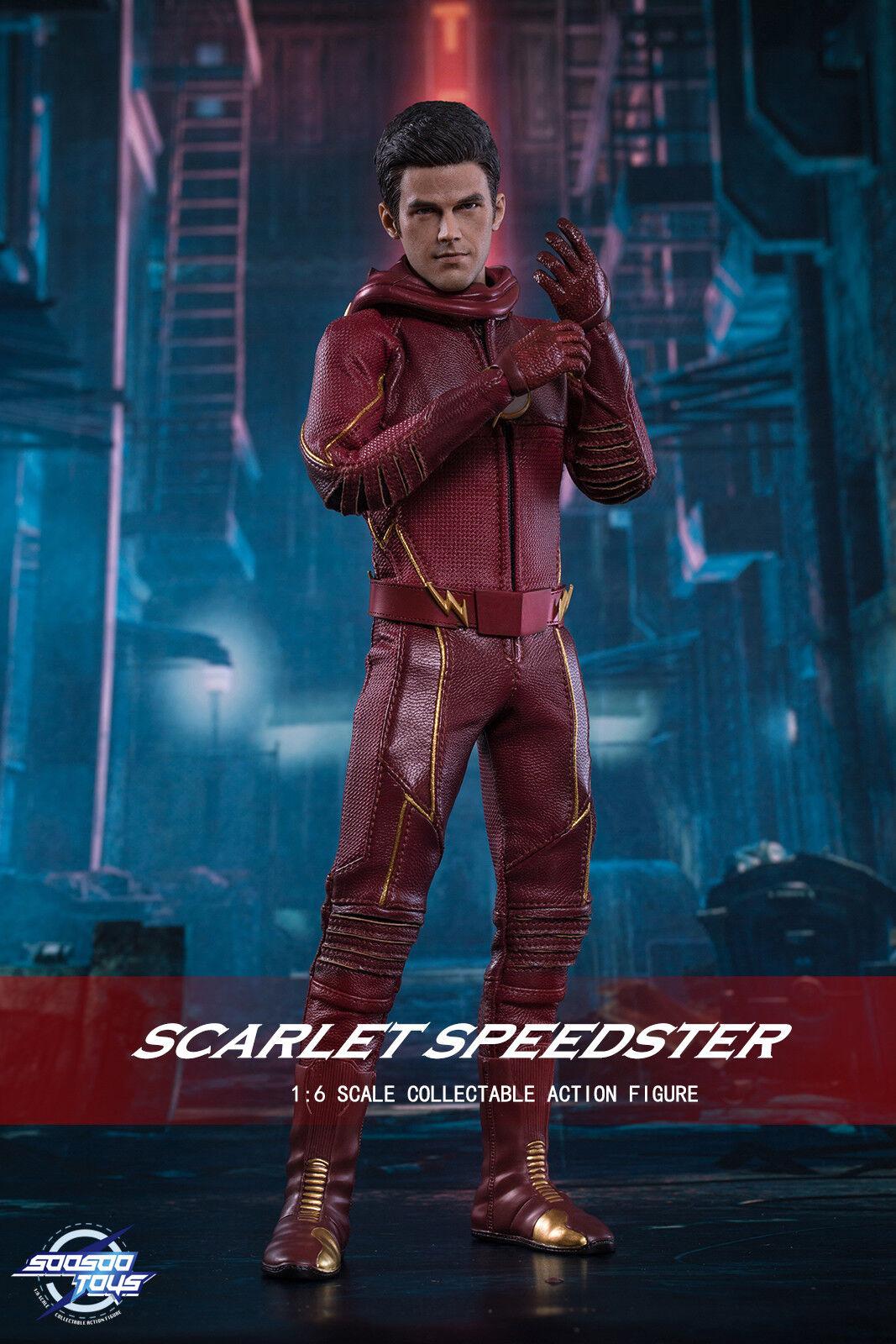 salida Soosoo Juguetes Juguetes Juguetes SST002 SCochelet Speedster 1 6 figura Estados Unidos envío  nuevo estilo