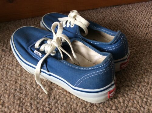 2 Vans Trainers 5 Uk Size Us Unisex 3 Blue 5 86Rx5Aqw