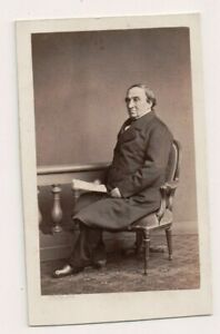Vintage-CDV-Dr-Charles-Ulcoq-Founder-Chamber-Agriculture-Mauritius-RARE
