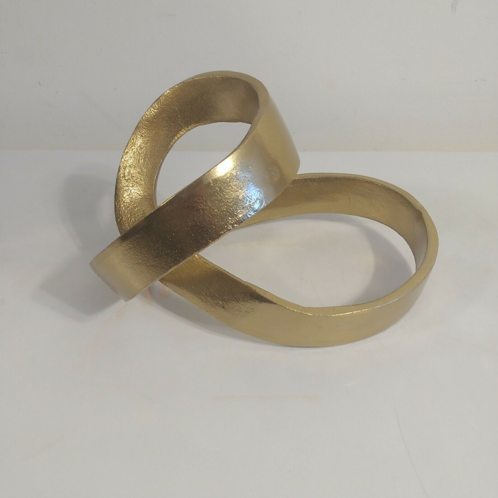 NWT Studio McGee X Threshold Decorative Brass Figurine Gold Target SOLD OUT NEW