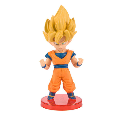 Dragon Ball Banpresto WCF Super Saiyans Mini Figure SSJ Goku