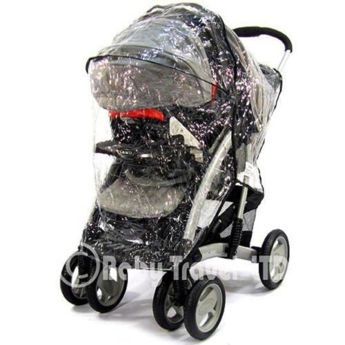 universal Travel System Rain Cover Zipped