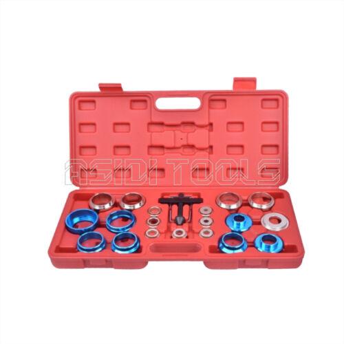 Universal Crank Cam Shaft Oil Seal Remover Installer Kit Car Garage Tool Set