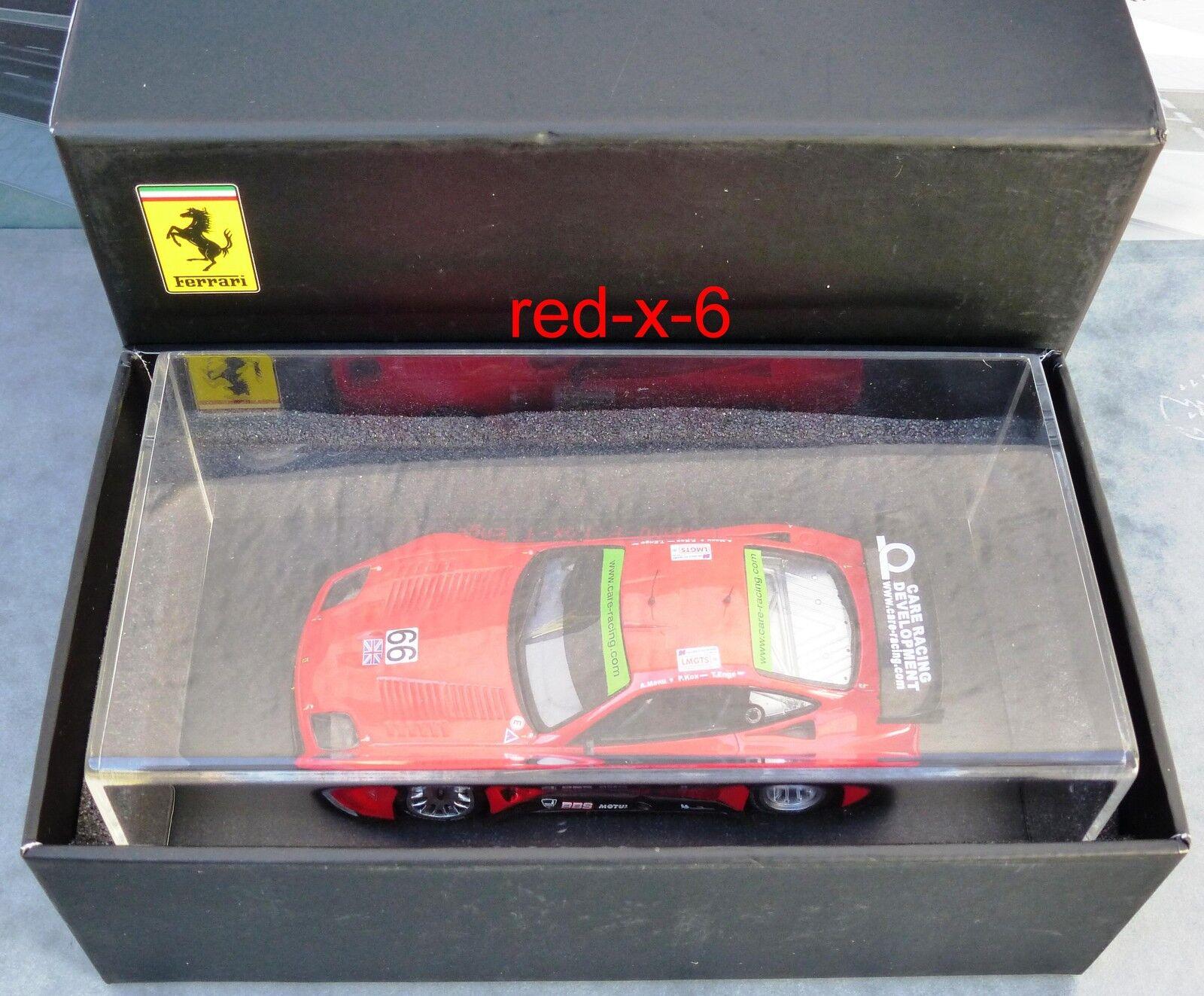 FERRARI f550 Maranello Prodrive  66, LEMANS 2004, rosso line, , come nuovo