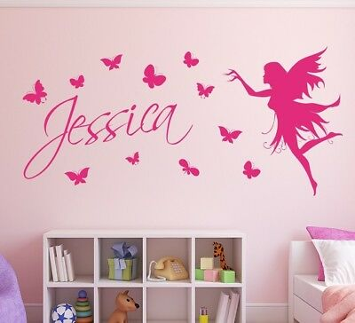 Your name personalised Wall Sticker any name 3 sizes available SS1