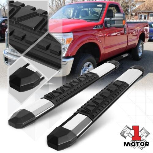 "5/"" Lightweight Side Step Nerf Bar for 99-16 F250//F350//F450//F550 SD Standard Cab"